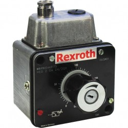 Bosch Rexroth Bourdon Tube Pressure Switch with Constant Switching Pressure Differential HED 2 -3X