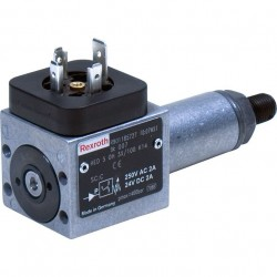 Bosch Rexroth Hydro-electric Piston type Pressure Switches HED 5 -3X