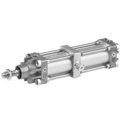 Aventics Tie rod cylinder, CNOMO NFE 49-001, Series C12P