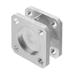 Intermediate flanges